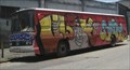 Image for Painted bus - Sao Paulo, Brazil
