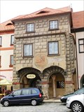 Image for Burgher house (1551) - Prachatice, Czech Republic