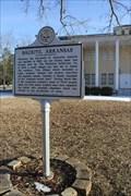 Image for Bauxite, Arkansas -- Bauxite AR