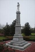 Image for Marion County Confederate Memorial-Ocala, Florida