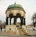 Image for German Fountain - Istanbul, Turkey