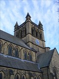 Image for St. Edward's Church Bell Tower, Kingstone, Barnsley.