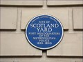 Image for Scotland Yard - Whitehall Place, London, UK