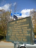 Image for Camp Wabash 1862-1865