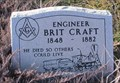 Image for Brit Craft Memorial -- Atchison KS