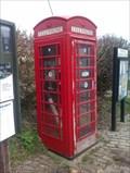 Image for Red Telephone Box - Hempnall, Norfolk