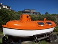 Image for Mikhail Lermontov Lifeboat - Pine Harbour, Auckland, New Zealand