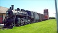 Image for CNR Locomotive 1158 - Western Development Museum - North Battleford, SK