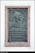 Image for Alexander V. Suvorov memorial tablet / Pametni deska A.V.Suvorova - Stará radnice (Ceský Brod, Central Bohemia)