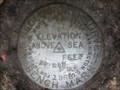 Image for USGS Benchmark - 20 CRH - Johnson City, NY