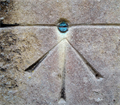 Image for Benchmark and 1GL bolt, St Mary - Dedham, Essex