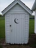Image for O'Mara Welcome Center Outhouse - Oswego, NY