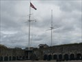 Image for Nautical Flag - The Citadel - Halifax NS