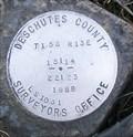 Image for T15S R13E S15 14 22 23 COR - Deschutes County, OR