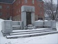 Image for World War I Memorial, Cameron County Courthouse - Emporium, PA
