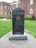 Image for McCracken County - Paducah Police Memorial - Paducah, Kentucky