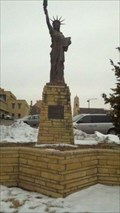Image for Statues of Liberty - Hays, Ks.