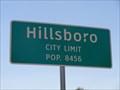 Image for Hillsboro, TX - Population 8456