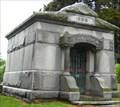 Image for Wulfekuhler Mausoleum - Mt. Muncie Cemetery - Lansing, Ks.