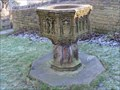 Image for Font - Idle Holy Trinity Parish Church - Bradford, UK