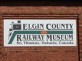 Image for Elgin County Railway Museum, St. Thomas, Ontario