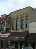Image for McFarland Sewing Center - Clinton Square Historic District - Clinton, Mo.