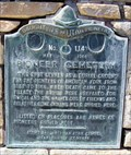 Image for Pioneer Cemetery - 114