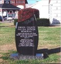 Image for Gibson County Fallen Officer Memorial, Princetown, IN