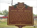Image for Hoghe Road Bridge - Van Wert, Ohio