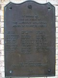 Image for Franklin County Revolutionary War Memorial - Brookville, Indiana