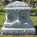Image for Dunning and Camp - Homeland Cemetery -  Rootstown, OH