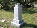 Image for Historic Marker Stolen From Cycadia Cemetery