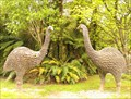 Image for Moa Sculptures - Franz Josef, West Coast, New Zealand