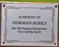 Image for Norman Kohls ~ Bismarck, North Dakota