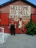 Image for The Devil's Hangout Gift Shop - Hell, Grand Cayman