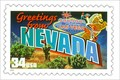 Image for Greetings from Nevada - Welcome to Fabulous Las Vegas Sign - Las Vegas, NV