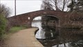 Image for Great Fold Bridge Over Bridgewater Canal - Marsland Green, UK
