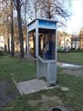 Image for Telefonni automat, Kralupy nad Vltavou, Dvorakovo namesti