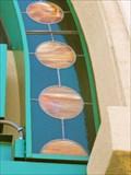 Image for Old Alameda Theatre glass facade - Alameda, California