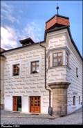 Image for Meštanský dum c.p. 76 / Burgher house N° 76 - Ledec nad Sázavou (Vysocina)