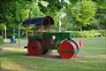 Image for Old Green Steam Roller - Lheebroek NL