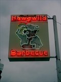 Image for HAWGWILD BBQ - Neon