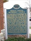 Image for Wesley United Methodist Church - Niles, Michigan