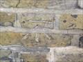 Image for Cut Bench Mark - Blomfield Road, London, UK