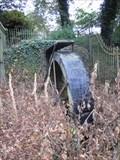 Image for Disused Mill, Singleton Park, Swansea, Glamorgan, Wales, UK
