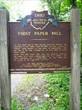 Image for First Paper Mill / Little Beaver Creek Bridge (#4-15) - Calcutta, OH