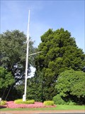 Image for Inglewood War Memorial Flagpole. Taranaki. New Zealand.
