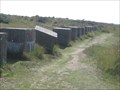 Image for Anti Invasion Blocks Minsmere Suffolk