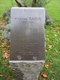 Image for Peace: Yitzhak Rabin -  1994  -  Brussels, Belgium