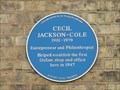 Image for Cecil Jackson-Cole - Oxford, Oxfordshire, UK